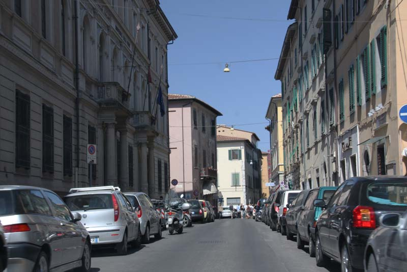 Италия. Пиза