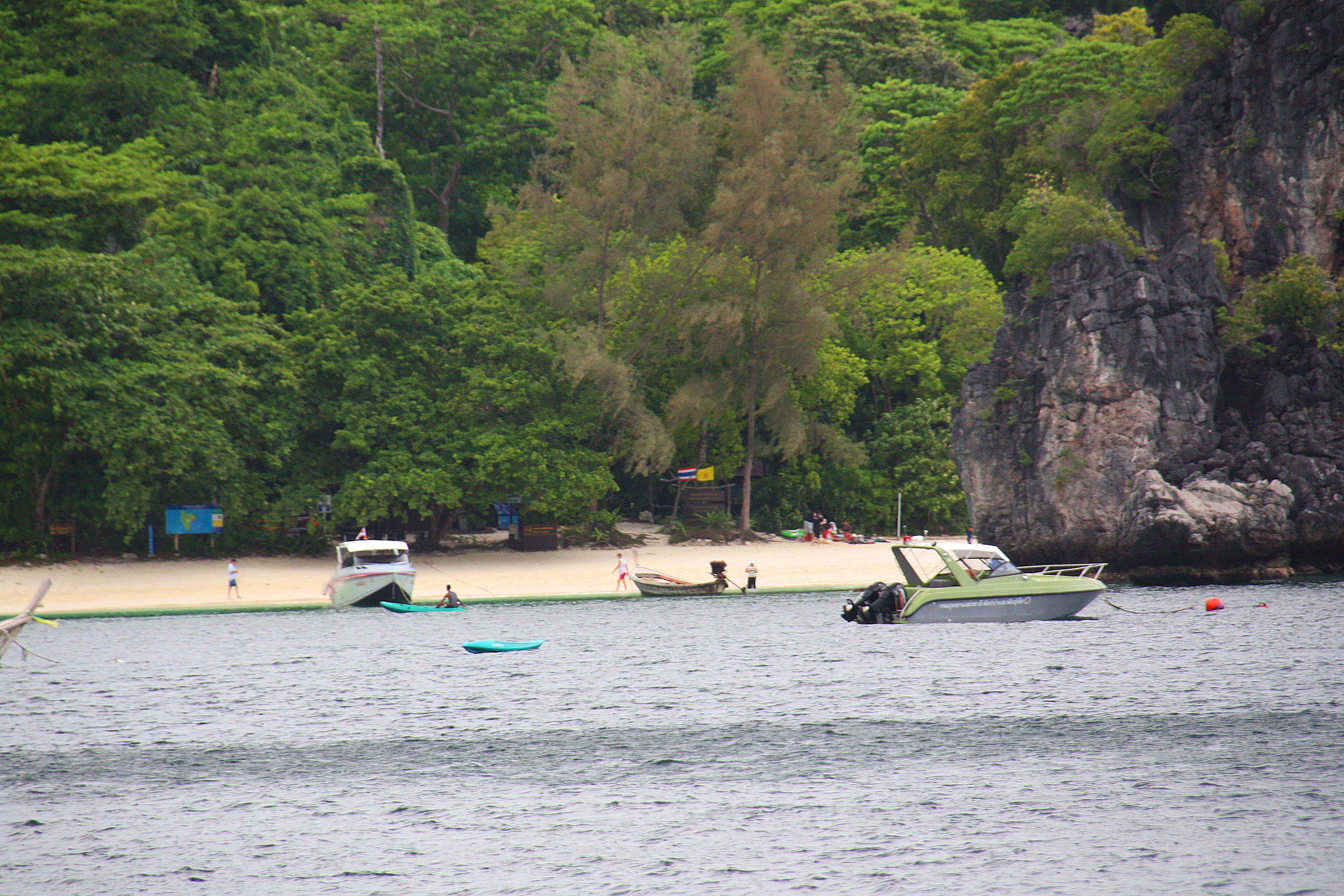 Тайланд. Остров Ко Яао Ной и архипелаг Ко Хонг