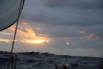 Рассвет на северо-востоке острова Гран-Канария