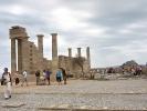 Линдос. Остров Родос. Греция.