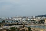 Вид на порт и марины Пальма-де-Майорка