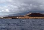 Южная точка Тенерифе. Тучи на тейде