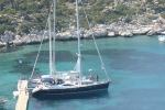 На парусной яхте от Мармариса до Книдоса