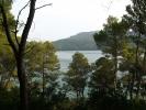 Хорватия. Млет. Млетские озера.