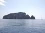 Италия. Липарский архипелаг. Остров Панария.