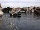 Город Пердика на острове Эгина в заливе Сароникс. Греция.