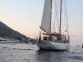 Италия. Липарский архипелаг. Остров Салина.