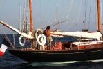 Стромболи. Липарский архипелаг. Италия