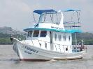 Дайвинг в Тайланде. Дайверский корабль