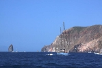 Остров Вулкано. Липарский архипелаг. Италия