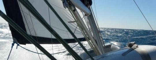 Яхтенная экспедиция Майорка-Тенерифе, октябрь – ноябрь 2009