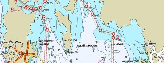 Еще раз про маршрут 1-8 мая 2009 в Тайланде