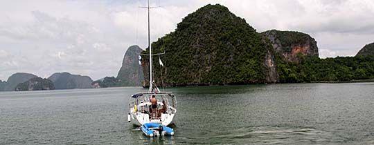 Флотилия Тайланд. Отчет. Начало