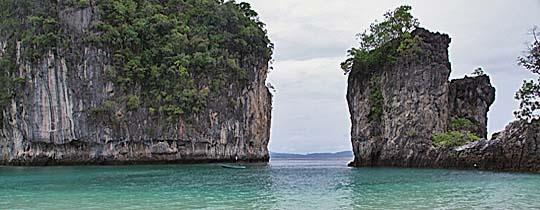 Флотилия Тайланд. Остров Ко Яао Ной и архипелаг Ко Хонг