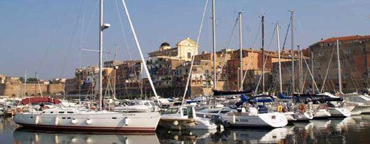 Флотилия Италия Сентябрь 2009. Доступные яхты