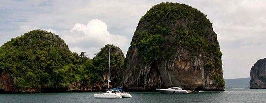 Флотилия Тайланд. Краби.