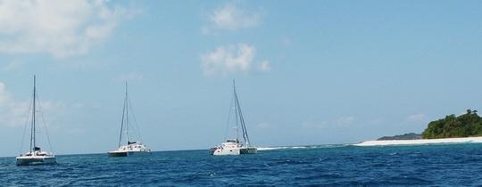 Флотилия. Сейшелы 2010. Доступные яхты