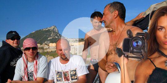 Видео-отчет о путешествии на яхте с Майорки на Тенерифе