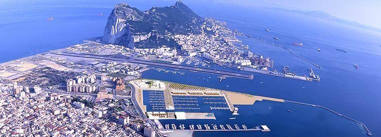 Майорка-Тенерифе через Гибралтар.