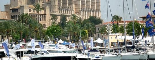 Яхты для участия во флотилии Майорка-Ибица-Майорка