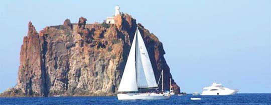 Флотилия Сицилия-Липарские острова 9-16 июля 2011