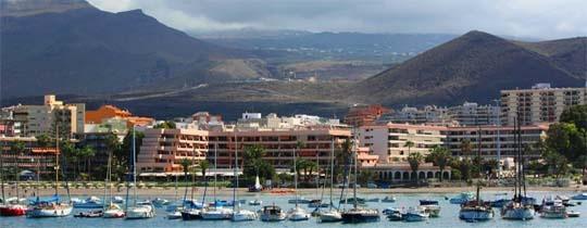 Остров Тенерифе (Канары). Los Cristianos