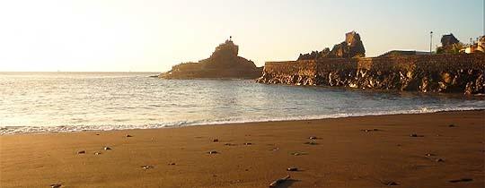 Остров Ла Гомера (Канары). Sun Sebastian