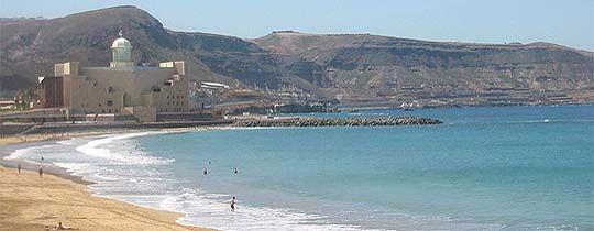 Остров Гран-Канария (Канары). Las Palmos