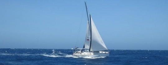 Канарская флотилия, экипаж «первопроходцев»