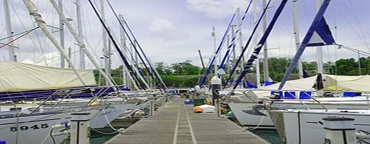 IV — ое Тайское Парусное Ралли 2015. Доступные яхты.