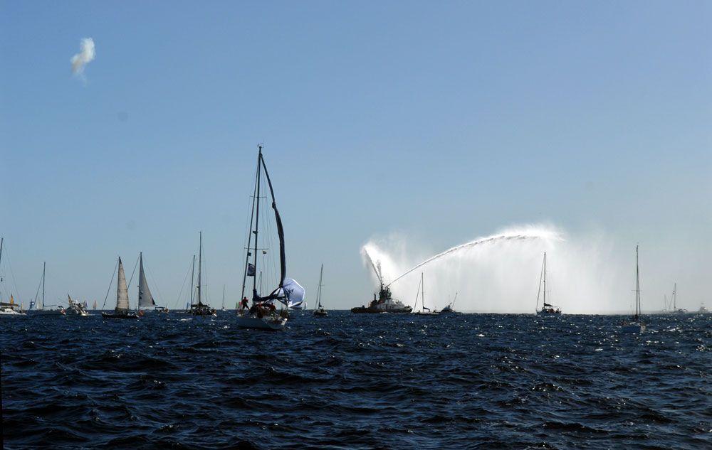 Канарская флотилия. Старт ARC-2011 на Гран-Канария