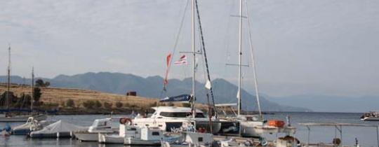 Результаты Catamaran Cup 2011