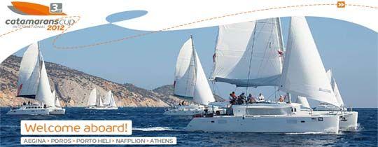 Peгата Catamarans Cup. 20-27 октября 2012. Греция.