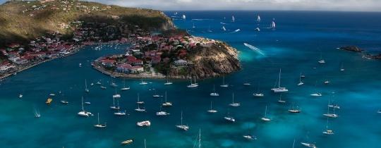 Под парусом через Атлантику на Карибы