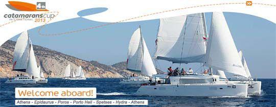 4-я Peгата Catamarans Cup. 19-26 октября 2013. Греция.