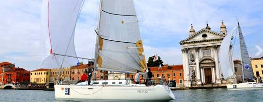 Венецианский карнавал 2014 на яхте.