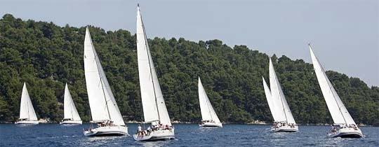 Парусная неделя Beneteau First  2014. 31 мая — 2 июня 2014. Хорватия.