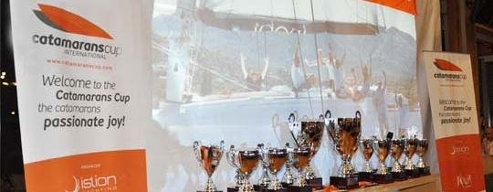 Результаты Catamarans Cup 2014