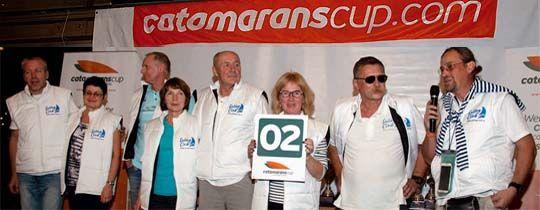 Catamarans Cup 2014. Наша команда.