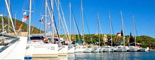 VI Catamarans Cup 2015. Греция 24-31 октября 2015