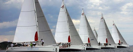 Spring Cup Regatta, Croatia, 2-9 May 2015