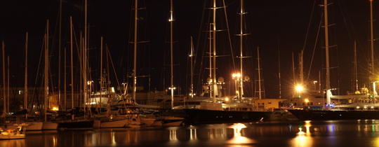 Марина в Пальме (Майорка)