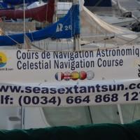 Учат ходить по солнцу и звездам. Морские курсы от 20 евро