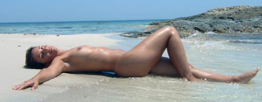 Остров Форментера (Formentera) - здесь нет запрета на нудизм