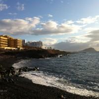 Вид на курортную зону Amarilla из марины